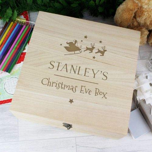 Personalised The Night Before Christmas Eve Box